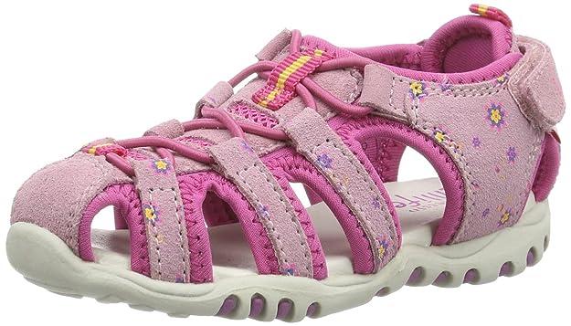 Prinzessin Lillifee 430516, Mädchen Geschlossene Sandalen, Pink (rosa), 29 EU