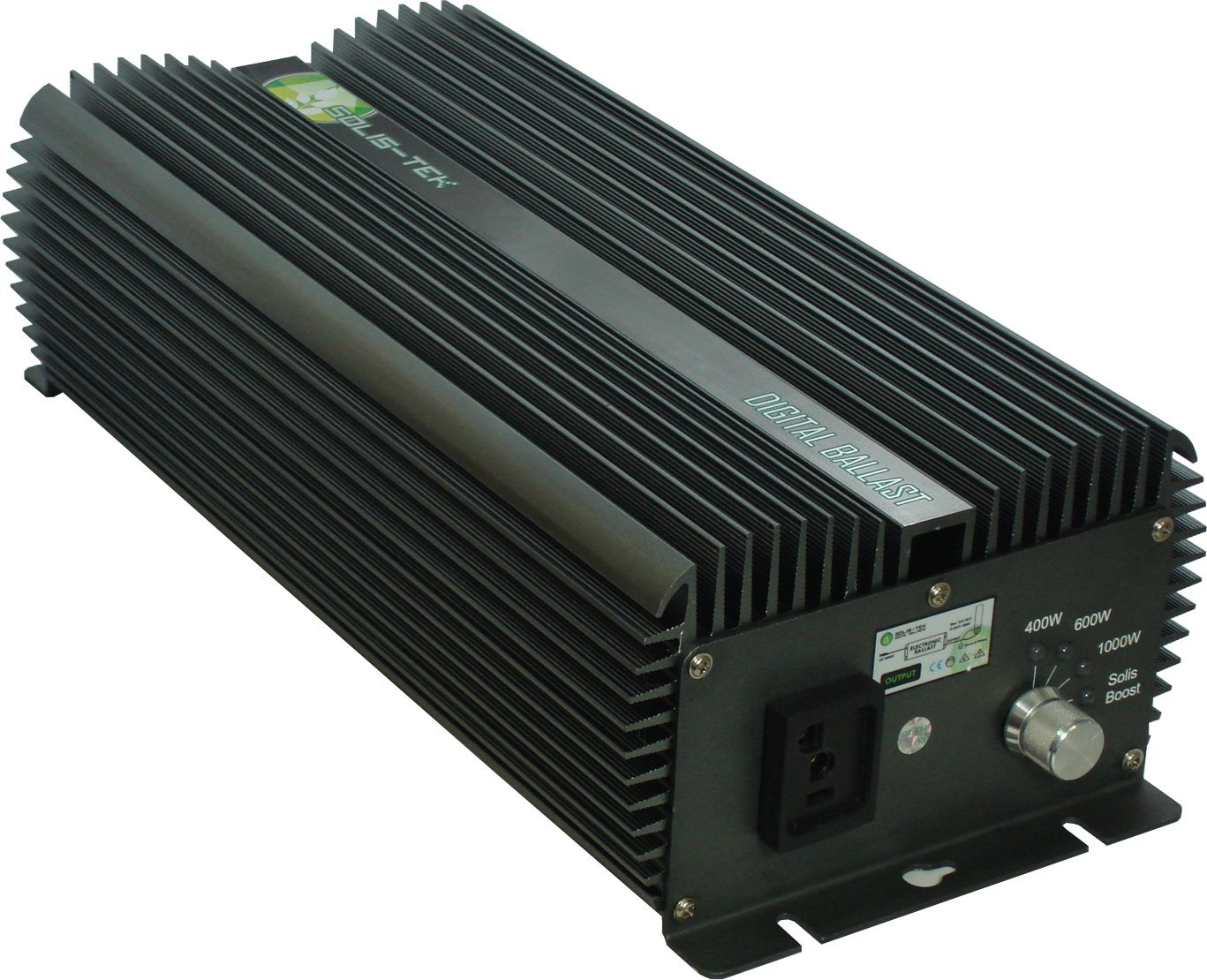 SolisTek 1000/750/600W Digital Ballast 120/240V