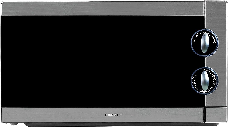 Nevir MICROONDAS NVR-6330MS INOX 700W