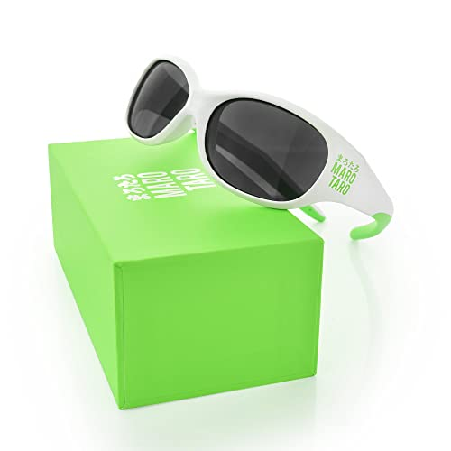 85904a7c6f9a Amazon.com: Chic Baby Sunglasses - BEST USA Certified Polarized Lens,  Small, Bendable Arms, 1 to 3 years old: Shoes