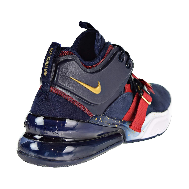1bca09cc5b50 Nike Men s Air Force 270 Fitness Shoes Black  Amazon.co.uk  Shoes   Bags