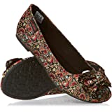 Rocket Dog Women's Vera Synthetic Ballet
