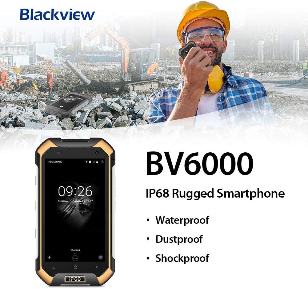 Blackview BV6000 Móviles Resistentes IP68 Impermeable a Prueba de ...