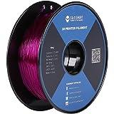 サインスマート(SainSmart )1.75mmパープルTPUフレキシブル3Dプリンタフィラメントpurple TPU Flexible 3D Printers Filament 0.8kgスプール