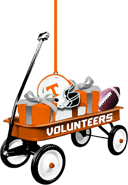 Team Sports America Tennessee Team Wagon Ornament