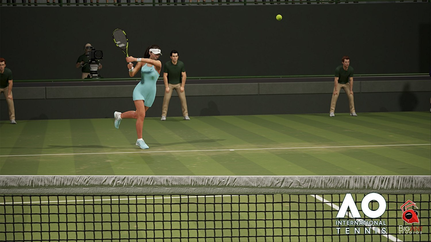 AO International Tennis (Xbox One) by Big Ant Studios (Image #3)