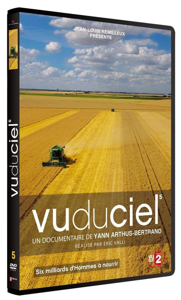5e4c3b5b73d8 Vu du ciel - volume 5 - Six milliards d hommes à nourrir  Amazon.fr  Yann  Arthus-Bertrand, Éric Valli  DVD   Blu-ray