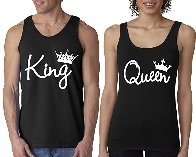 a017d313d7bb06 LIFESTYLE39 Mickey Minnie She s Mine He s Mine King   Queen - Matching  Couple Shirts - His