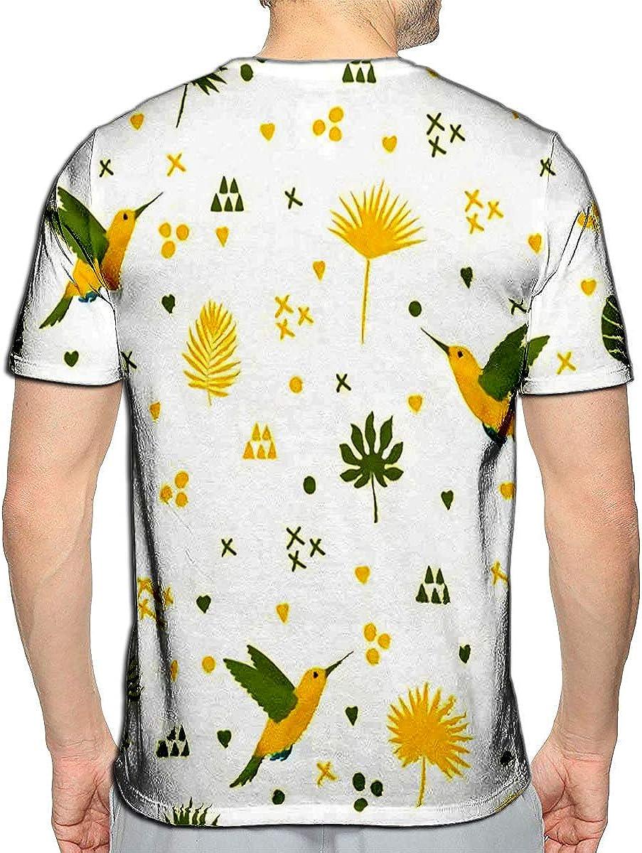 3D Printed T-Shirts New York City Short Sleeve Tops Tees