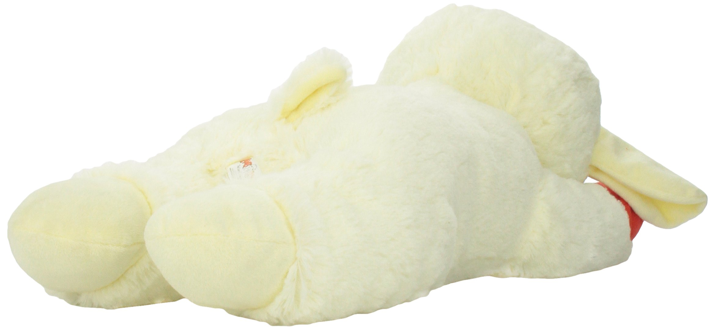 Multipet 48388 Officially Licensed Lamb Chop Jumbo White Plush Dog Toy, 24-Inch by Multipet (Image #3)
