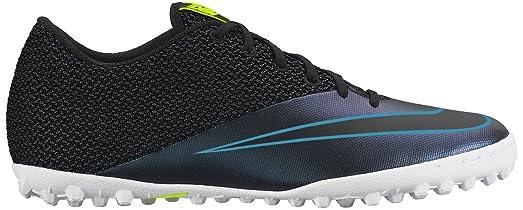 Nike Mens Mercurialx Pro Tf Squadron Blue/Volt/Black Turf Soccer Shoe 7 Men