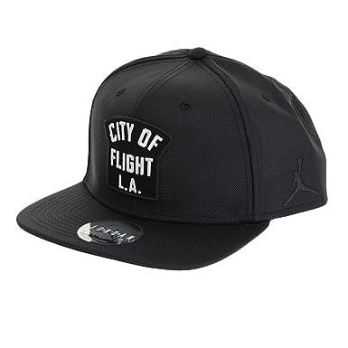 9b2901066e0eaa Nike Mens Jordan Jumpman Pro City Of Flight Snapback Hat (Adjustable ...