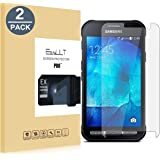 [2 Pack]Samsung Galaxy Xcover 3 verre trempé,EasyULT Samsung Galaxy Xcover 3 Verre Trempé Protecteur d'écran Protection Résistant aux éraflures Glass Screen Protector Vitre Tempered(0,26mm HD Ultra transparent)