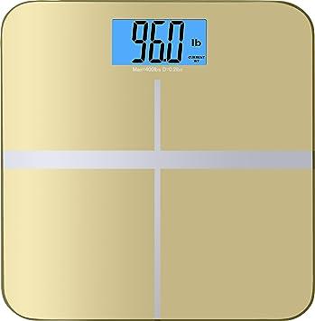 Amazoncom BalanceFrom High Accuracy Premium Digital Bathroom Scale - Large display digital bathroom scales
