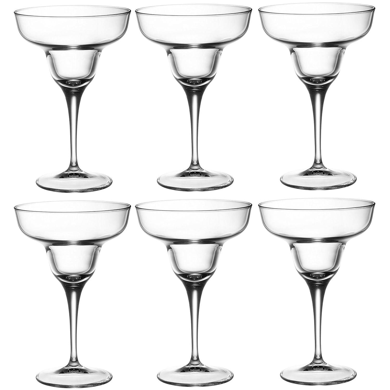 Bormioli Rocco Margarita Cocktail Glasses - 330ml (11.5oz) - Pack of 6