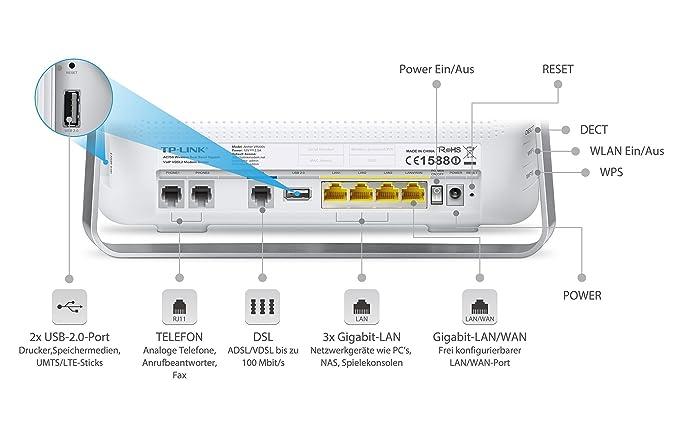 TP-Link Archer VR200 v1 Router Windows 8 Driver Download
