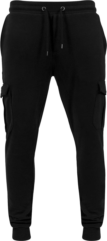Urban Classics Fitted Cargo Sweatpants Pantalón para Hombre ...