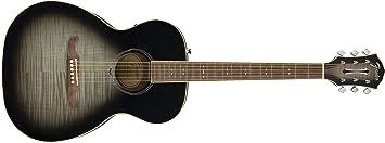 Fender fa-235e concierto acústico guitarra eléctrica