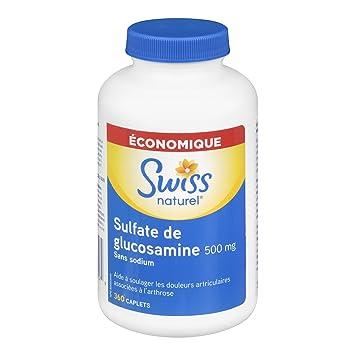 sulfate de glucosamine naturel