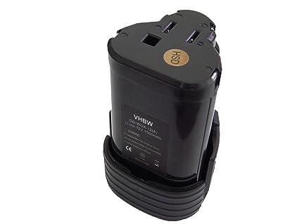vhbw Li-Ion batería 1500mAh para herramienta eléctrica ...