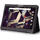 KuVest 10'' Slim Fit Folio Case Cover for NeuTab N11 Plus Android Tablet