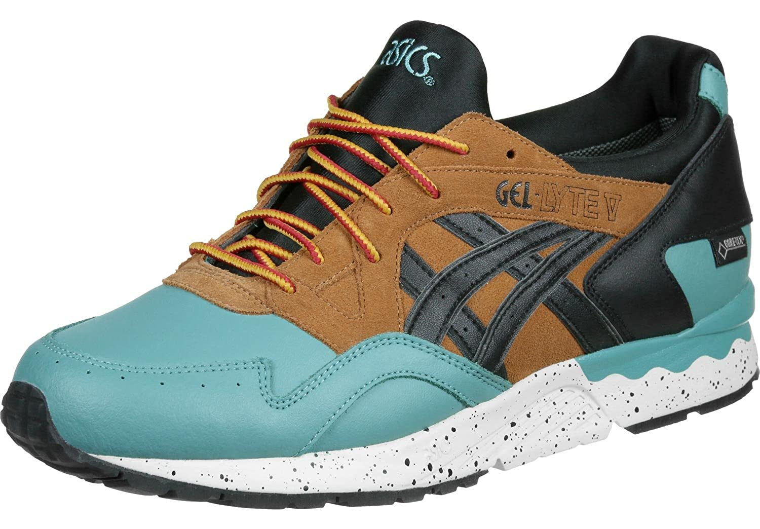 Clásico abrazo traductor  Buy ASICS Men's Gel-Lyte V Gore-tex Pack Sneakers (hl6e2) Kingfisher/Black  UK 8.5 / EU 43.5 / US 9.5 at Amazon.in