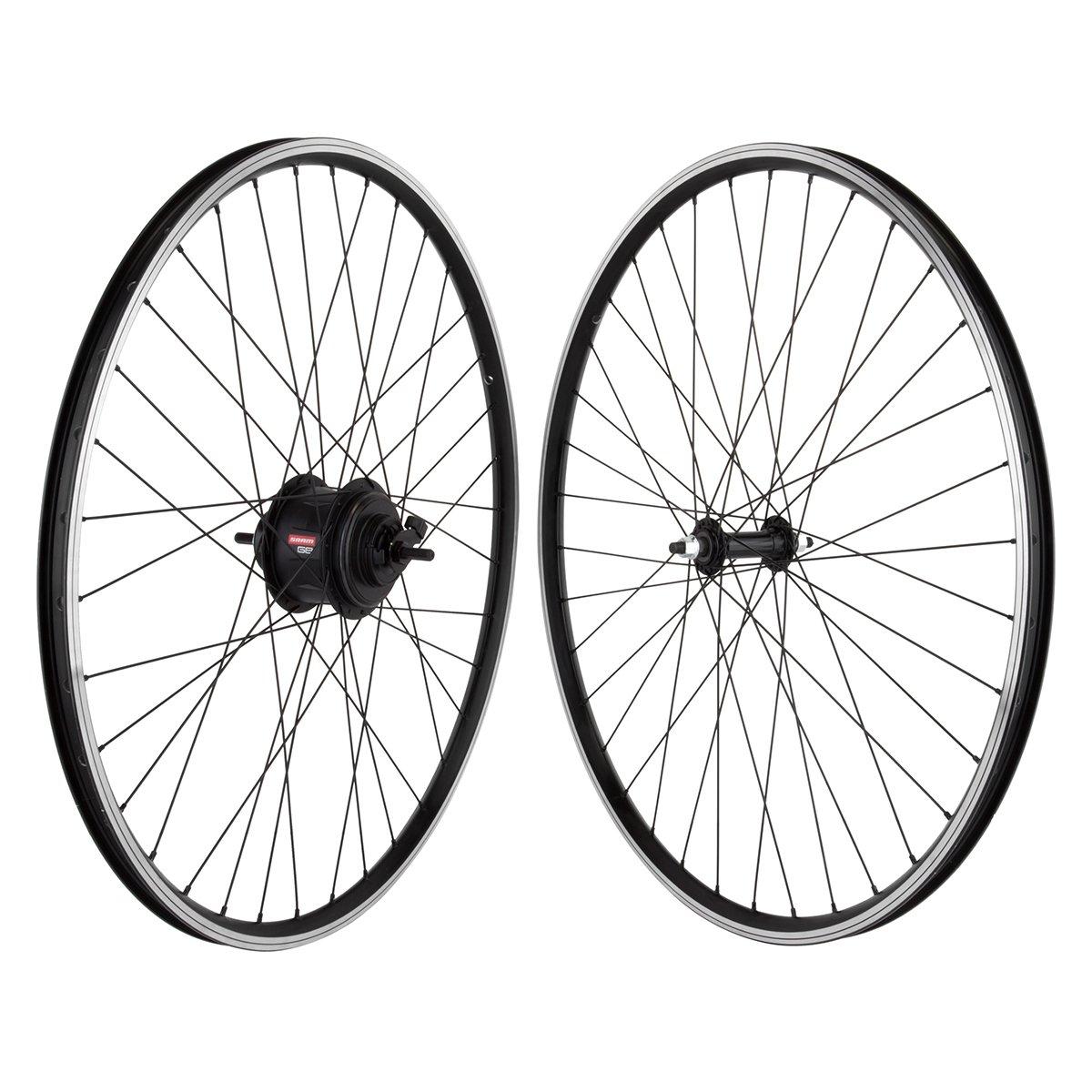 "Rr 29In Wheel Master 700C//29/"" Alloy Hybrid//Comfort Disc Double Wall Wheels"