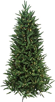 northlight pre lit pepvc mixed pine multi function artificial christmas tree with
