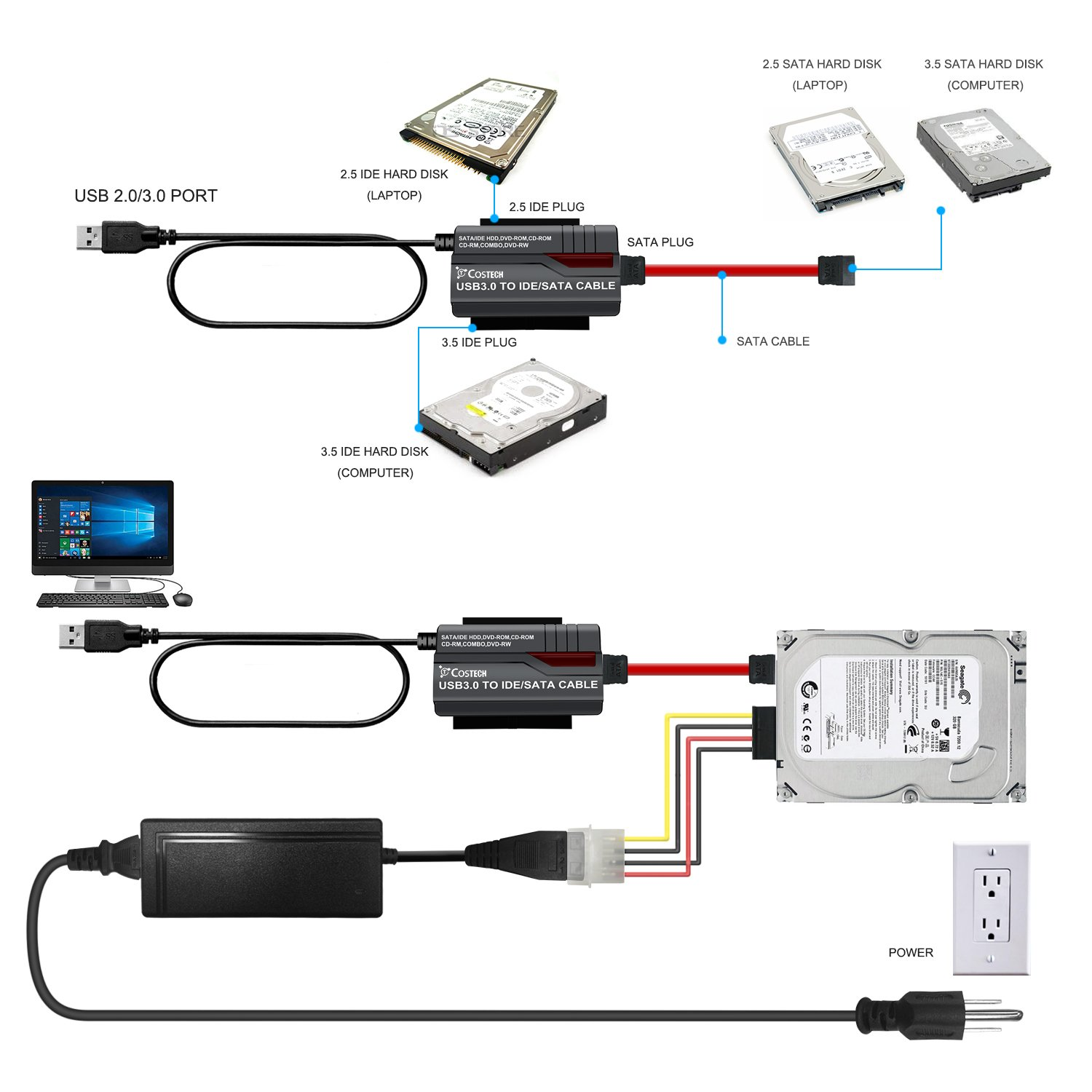 Usb Wiring Diagram Wikipedia : Sata cable pinout diagram wiring images
