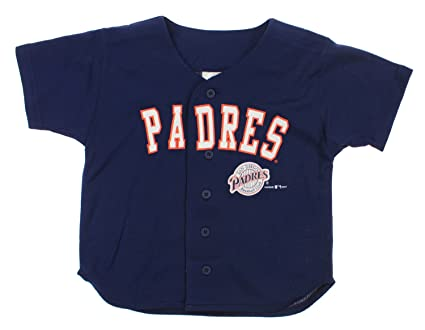 new style 2dca7 0e96f Amazon.com : Mighty Mac San Diego Padres MLB Little Boys ...
