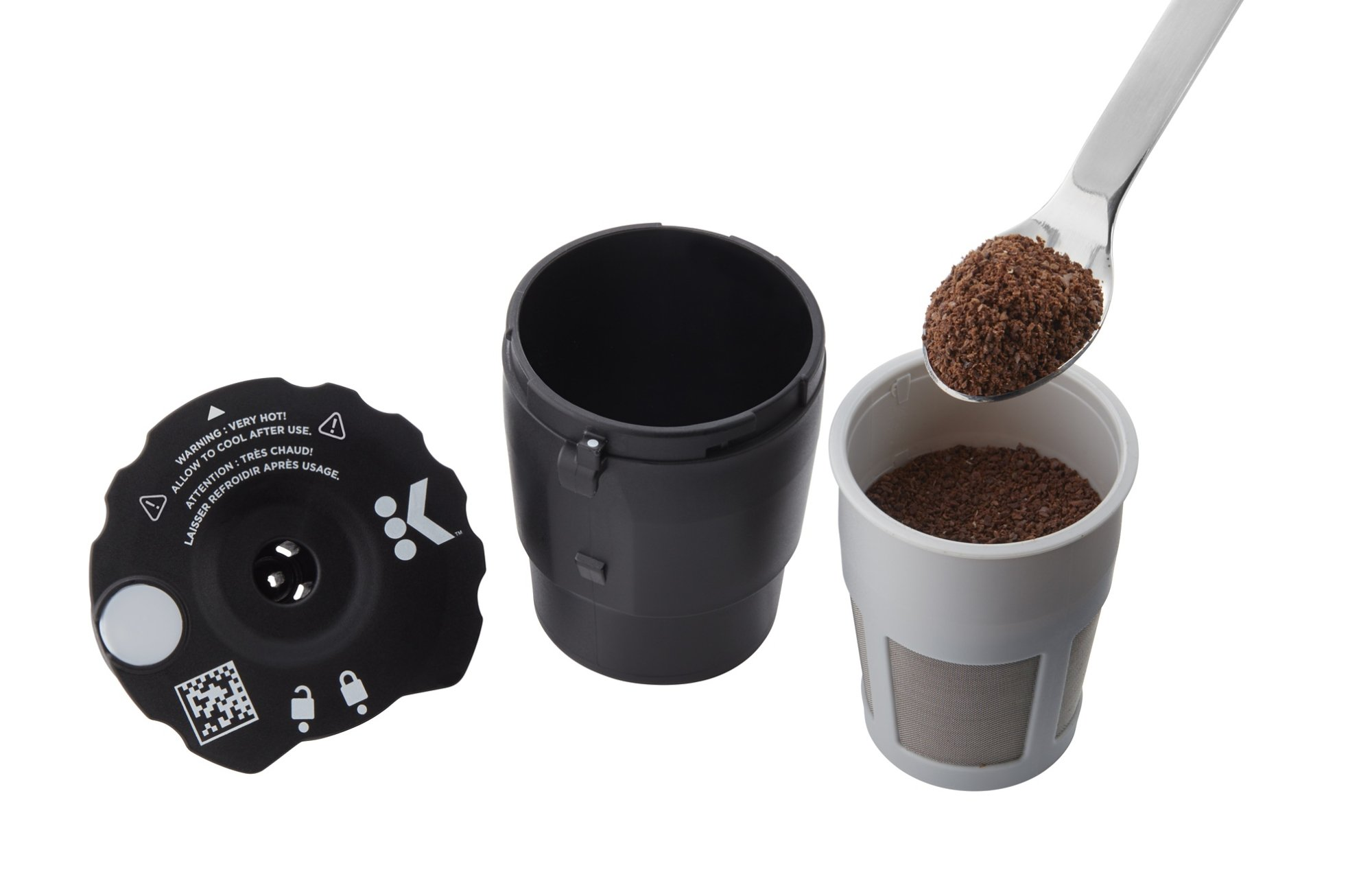 Keurig My K-Cup Universal Reusable Ground Coffee