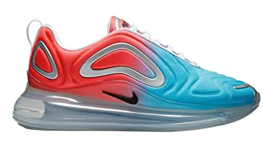 Nike Air Max 720 Pink Blue AR9293 600 Men's Running Shoes