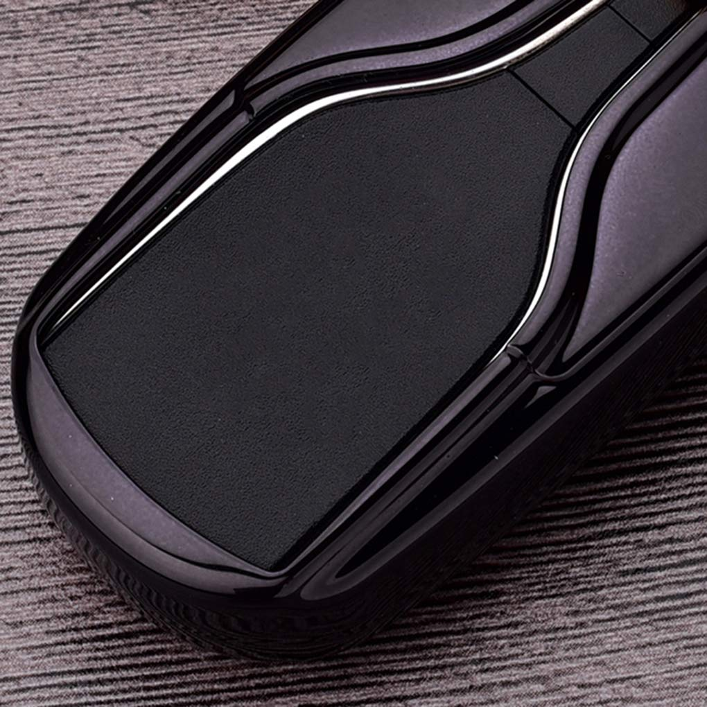 Car Key Case FOB Holder Replacement for Maserati Quattroporte Levante Smart Key Case Cover Car Styling