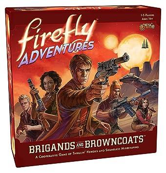 Gale Force Nine gf9fadv1 No Firefly Adventures: Brigands y ...