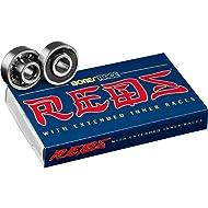 Bones Wheels Race Reds (Single Set) Bearings