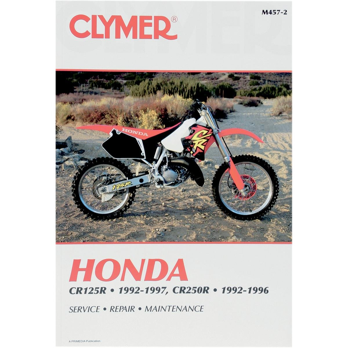 Amazon.com: Clymer Repair Manual for Honda CR125R CR250R 92-97: Automotive