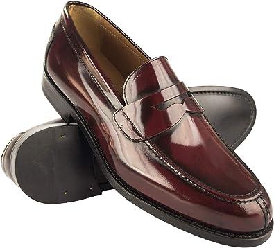 Zerimar Zapatos Castellanos Hombre | Mocasin Antifaz Hombre | Mocasin con Borlas para Hombre | Fabricados en España: Amazon.es: Zapatos y complementos