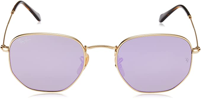 Ray-Ban RB3548N Hexagonal Flat Lenses Sunglasses