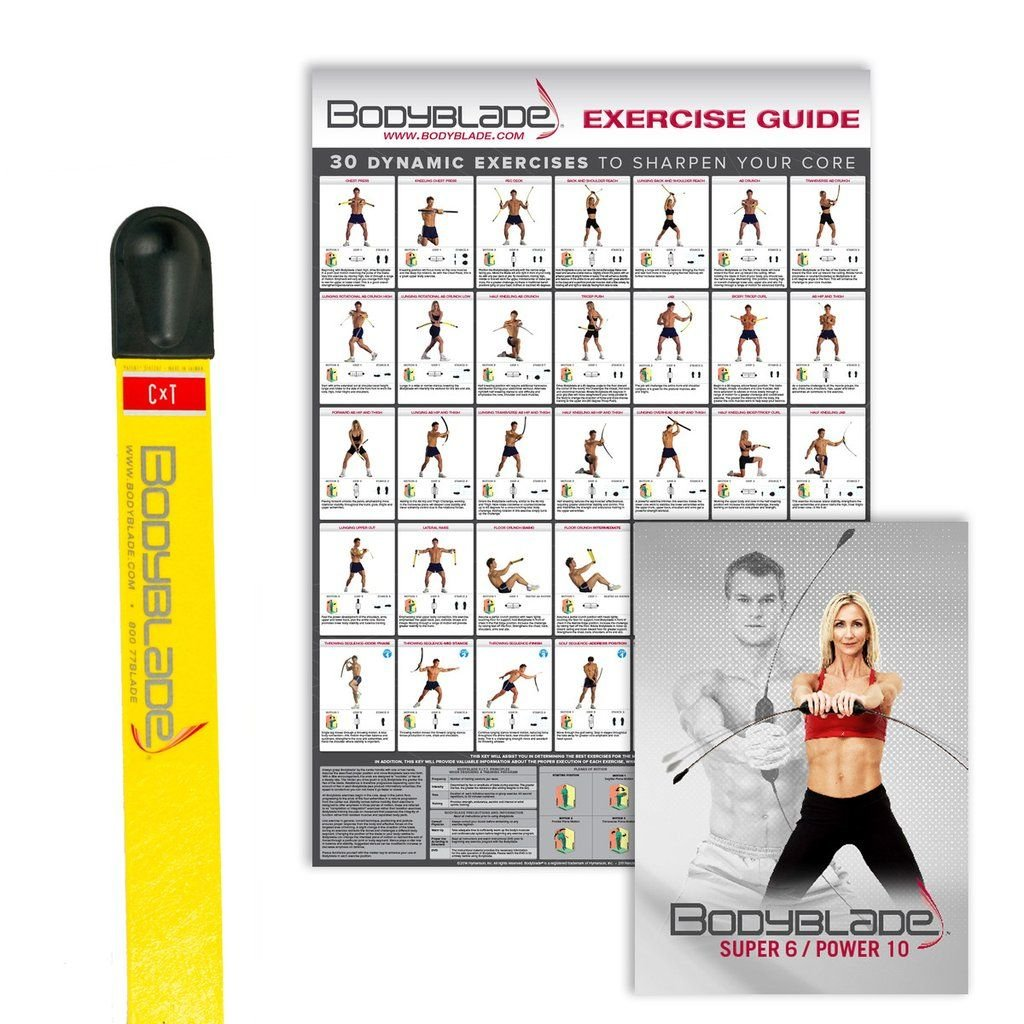 Physical Therapy Aids 081052802 Bodyblade Cxt Kit