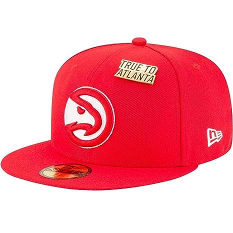 New Era 59 FIFTY - Berretto NBA 2018 Draft Atlanta Hawks  Amazon.it ... 8ee1f37c3f5a