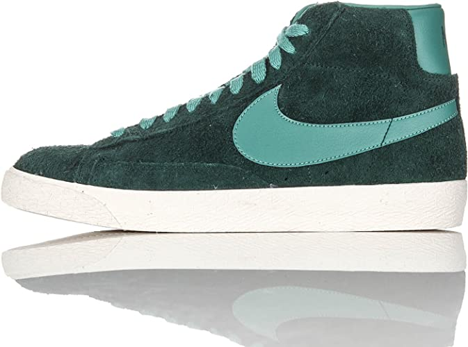 Nike Sneakers Blazer Mid Prm (VNTG Suede) Verde EU 47.5 (US