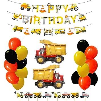 Decoraciones para fiestas de cumpleaños Suministros para ...