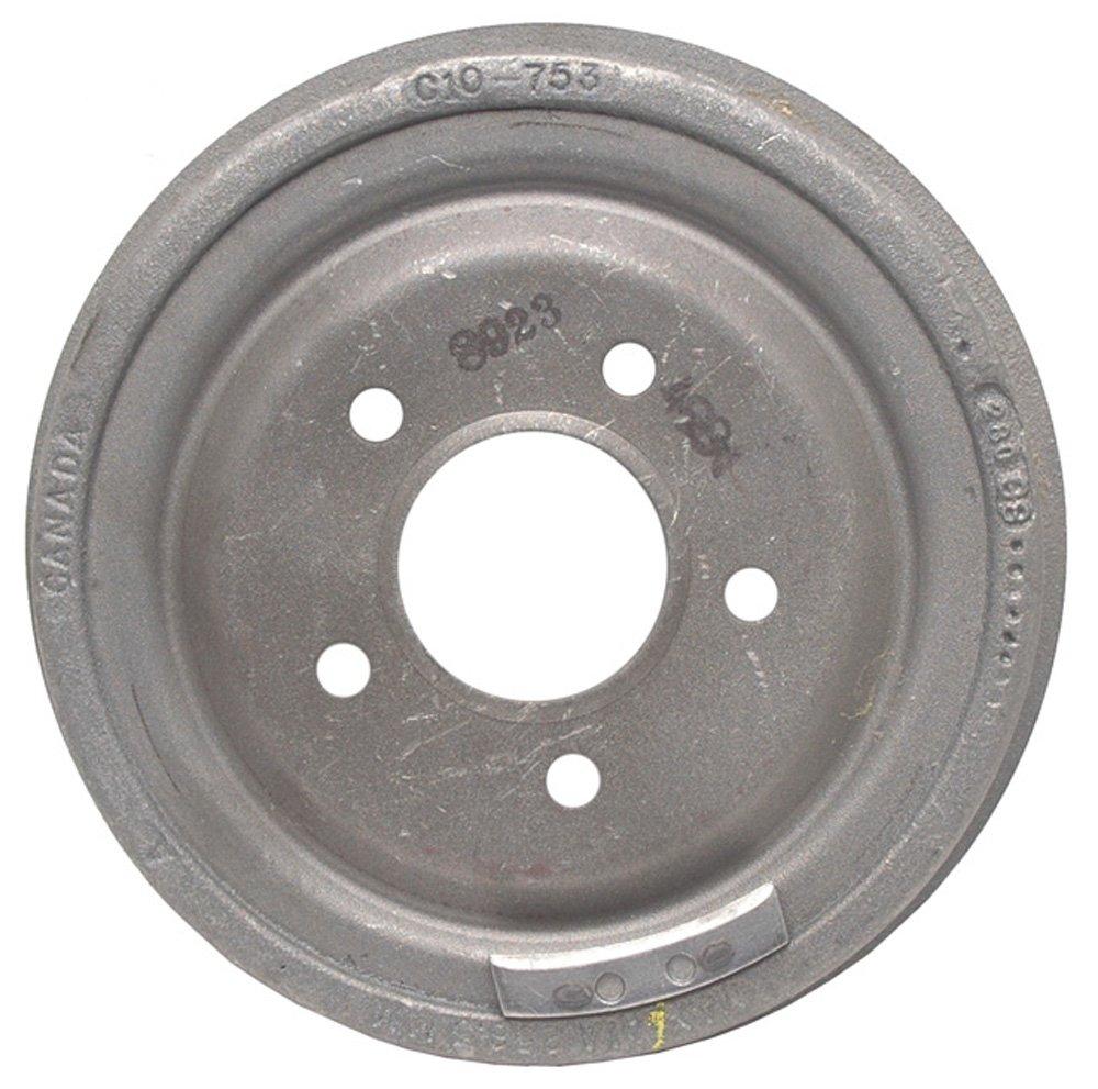 Raybestos 2687R Professional Grade Brake Drum