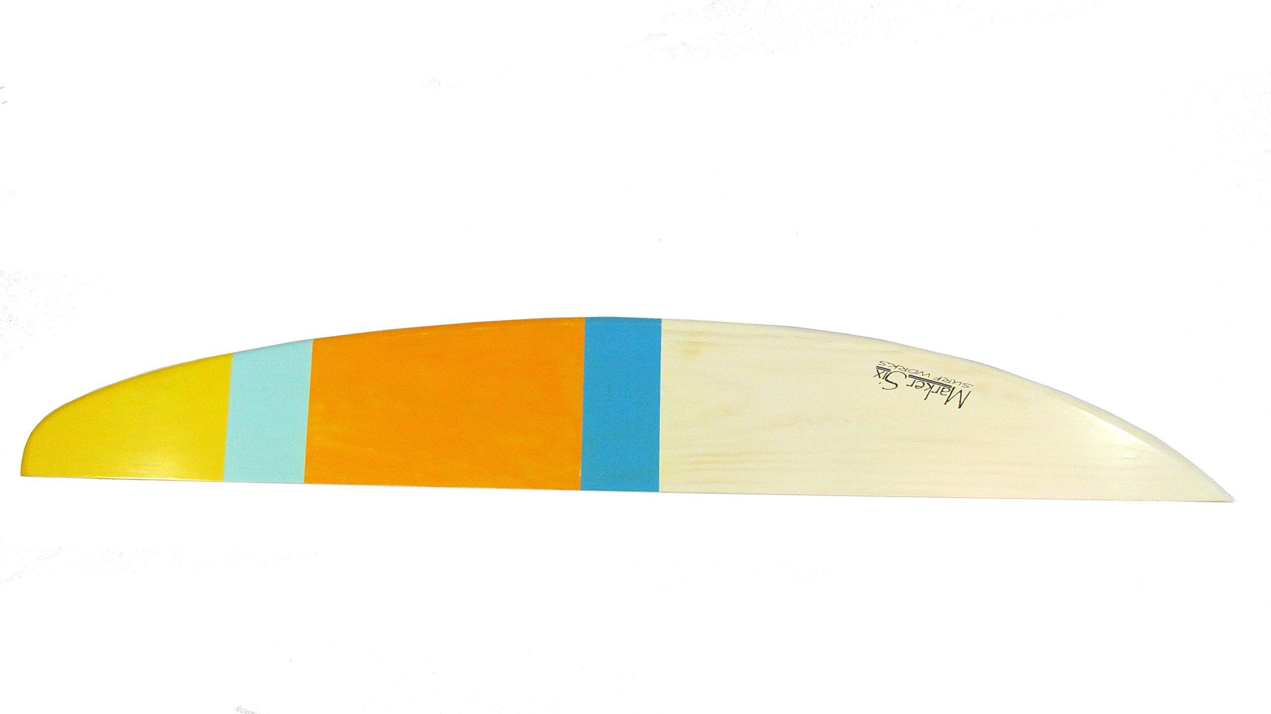 4 Ft Surfboard Shelf Shortboard Style