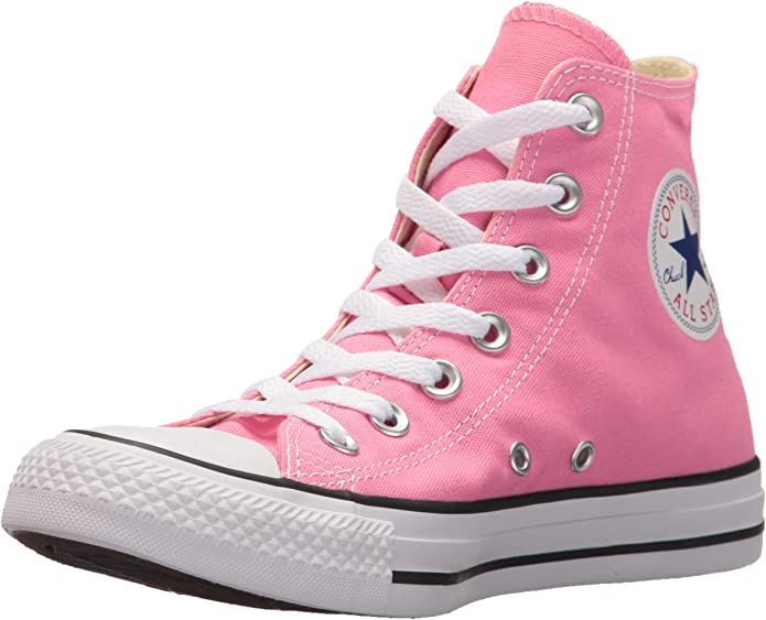 Converse Chucks (Chuck Taylor) All Star High Top Unisex Damen Herren Rosa