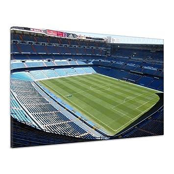 Amazon De Fussball Stadion Tribune Spielfeld Rasen Tor