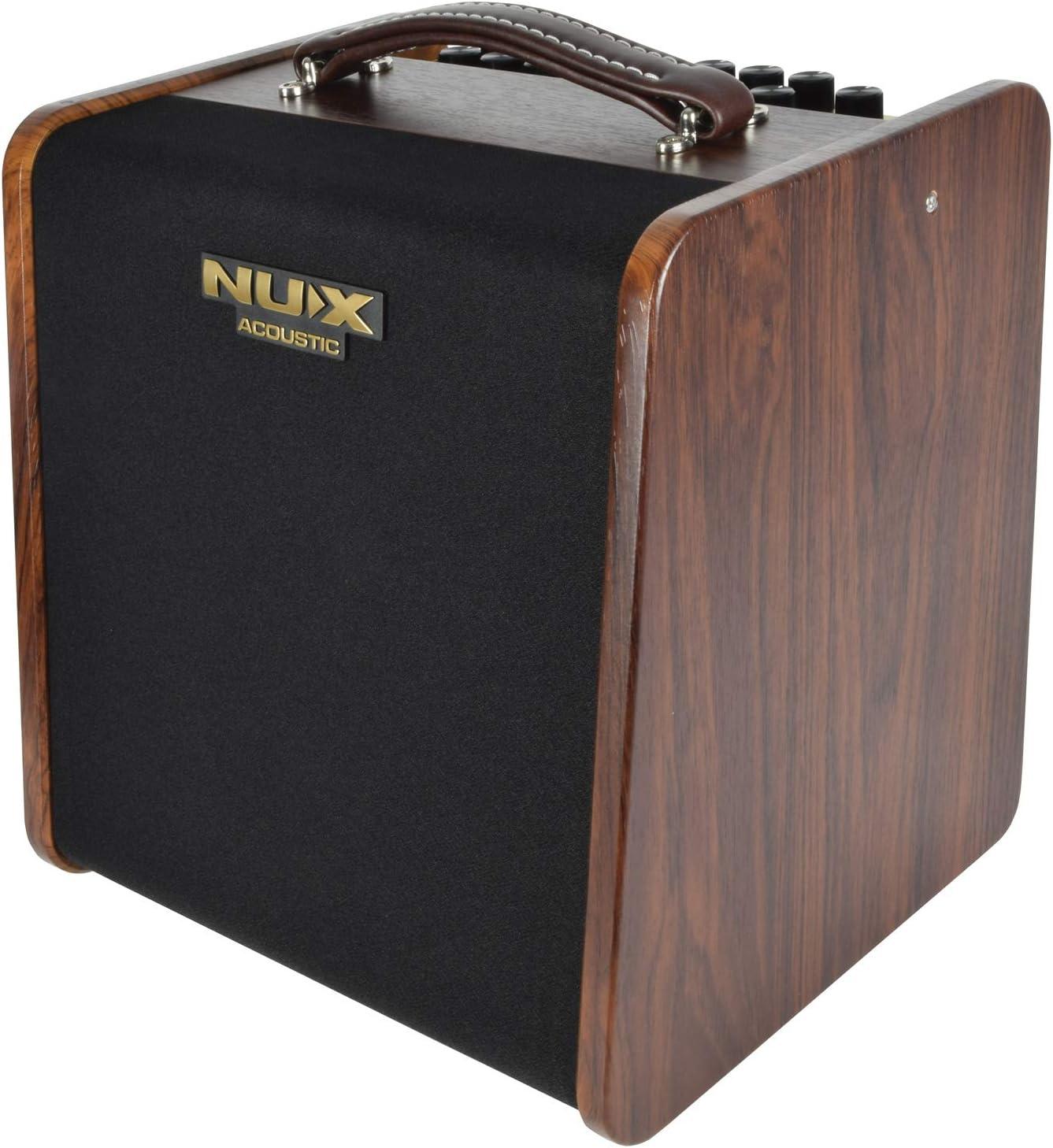 Nux Stageman AC50 - Amplificador acústico (50 W)