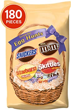 180-Piece MARS Easter Hunt Candy Mix