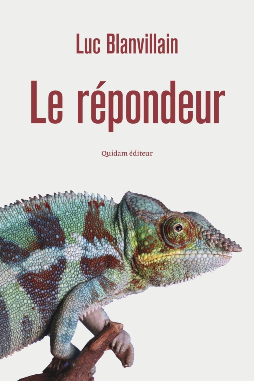 Amazon.fr - Le répondeur - Blanvillain, Luc - Livres
