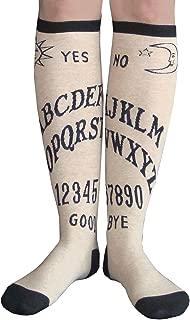 product image for Chrissy's Socks Women's Game Board Socks Beige/Black